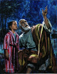 Abraham and Son Isaac Learning About God