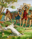 Stoning of Stephen the Martyr